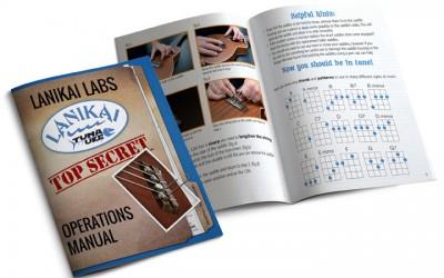 TunaUke Instruction Manual