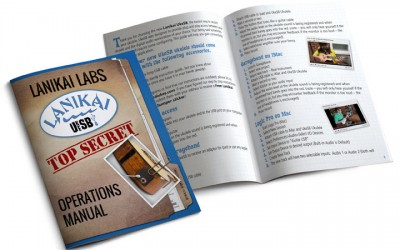 UkeSB Instruction Manual