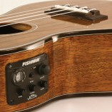 LK Ukulele with Fishman Preamp