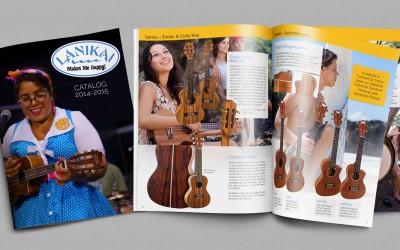 The Lanikai Ukuleles 2014 Catalog