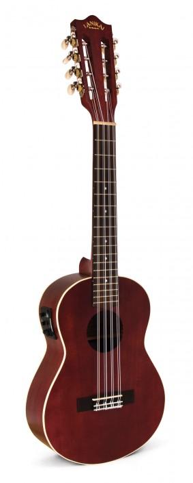 LU2-8EK Legacy Collection Mahogany A/E 8 String Tenor Ukulele