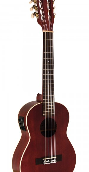 LU2-8EK Legacy Collection Mahogany A/E 8 String Tenor Ukulele