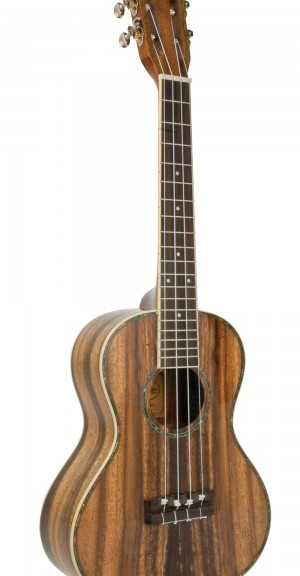SMPTU-T Solid Hawaiian Monkeypod Tenor TunaUke