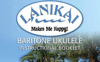 Baritone Ukulele Songbook & Instruction Manual